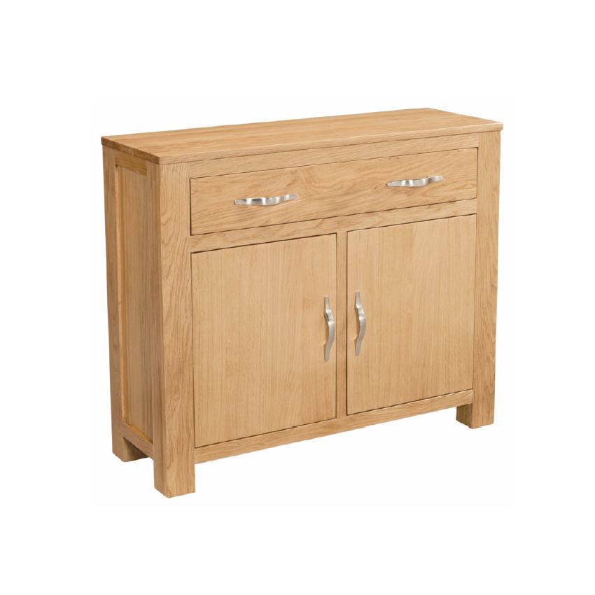 Vale Oak Compact Sideboard