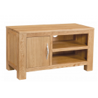 Vale Oak  Standard TV Unit