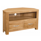 Vale Oak TV Corner Unit