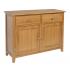 Devon Oak 2 Drawer Sideboard