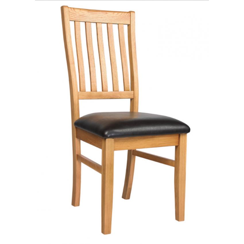 Devon Oak Hampton Chair
