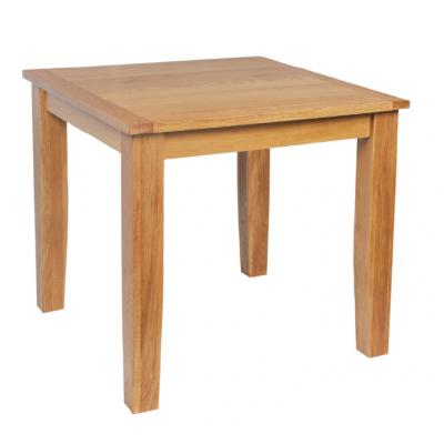 Devon Oak Fixed Top Table