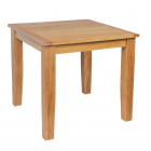 Devon Oak Fixed Top Table