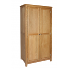 Devon Oak Double Full Hanging Robe
